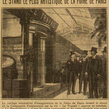 Excelsior, numéro du 31 mai 1930.