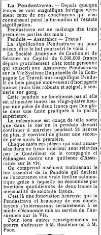 L'Écho de Bougie, mai 1934.