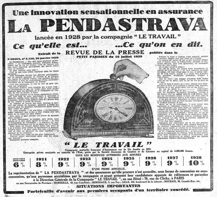 L'Intransigeant, 18 septembre 1929.